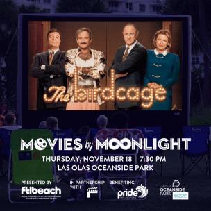 Movies by Moonlight - FLIFF Edition @ Las Olas Oceanside Park