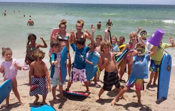 Funky Fish Ocean Camp