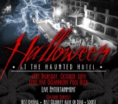 Halloween at the Haunted Hotel
