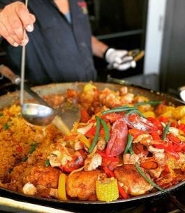 Paella Night at Coconuts @ Coconuts   Fort Lauderdale   Florida   United States