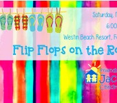 Flip Flops on the Roof Top