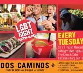 LGBT Night at Dos Caminos