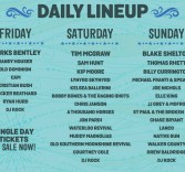 Tortuga Announces Daily Lineup; Single Day Tickets