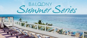 BalQony Summer Soiree