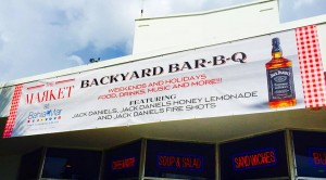 Bahia Mar Backyard BBQ