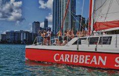 Tropical Sailing Catamaran