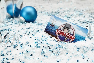 Restaurant Special – Bubba Gump Shrimp Co.