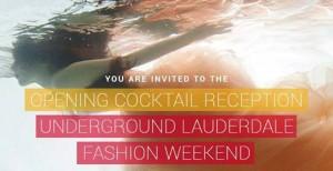 Underground Lauderdale Kickoff Reception @ Burlock Coast | Fort Lauderdale | Florida | United States