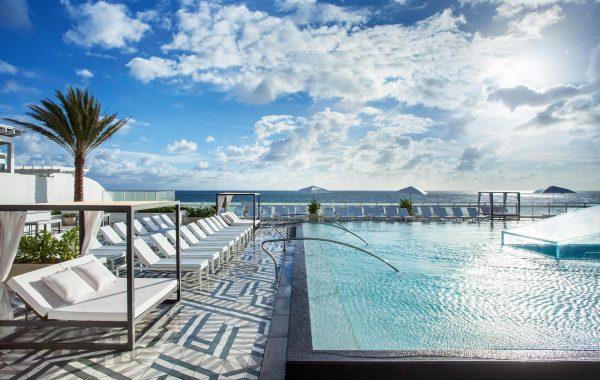 WET Deck Rooftop Pool