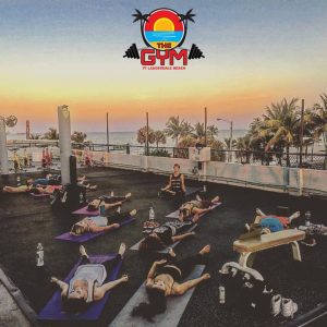 Full Moon Yoga @ The Gym Fort Lauderdale