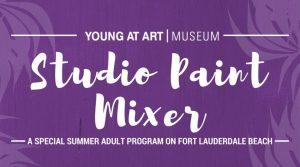 YAA Studio Paint Mixer - Bubba Gump Shrimp Co @ Bubba Gump Shrimp Co | Fort Lauderdale | Florida | United States