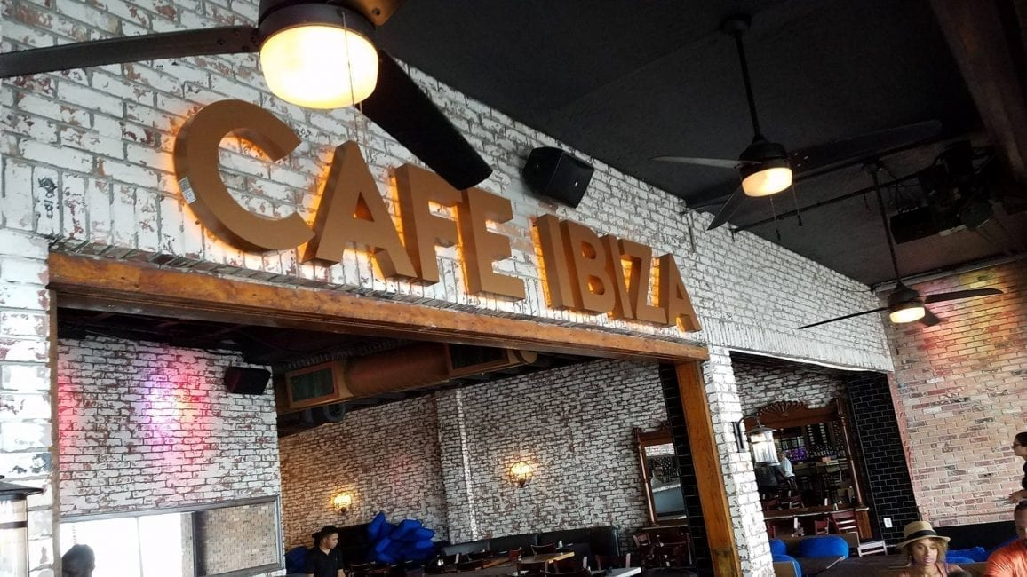 cafe ibiza fort lauderdale
