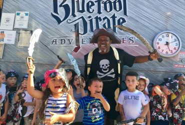 Attractions: Bluefoot Pirates