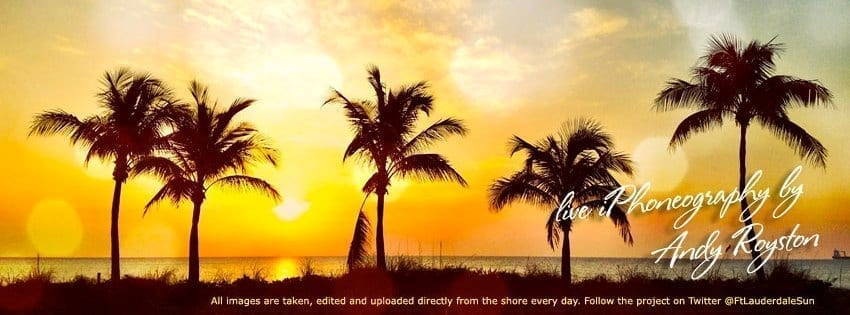 "Village Design To Host ""How To"" iPhoneography Series With Andy Royston @FtLauderdaleSun"