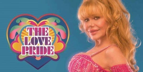 Charo Love Pride