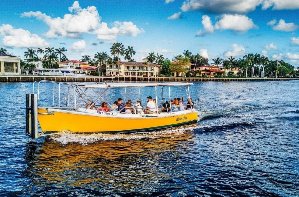 30 Days Of Waterways Water Taxi Unlimited Rides Pass Now