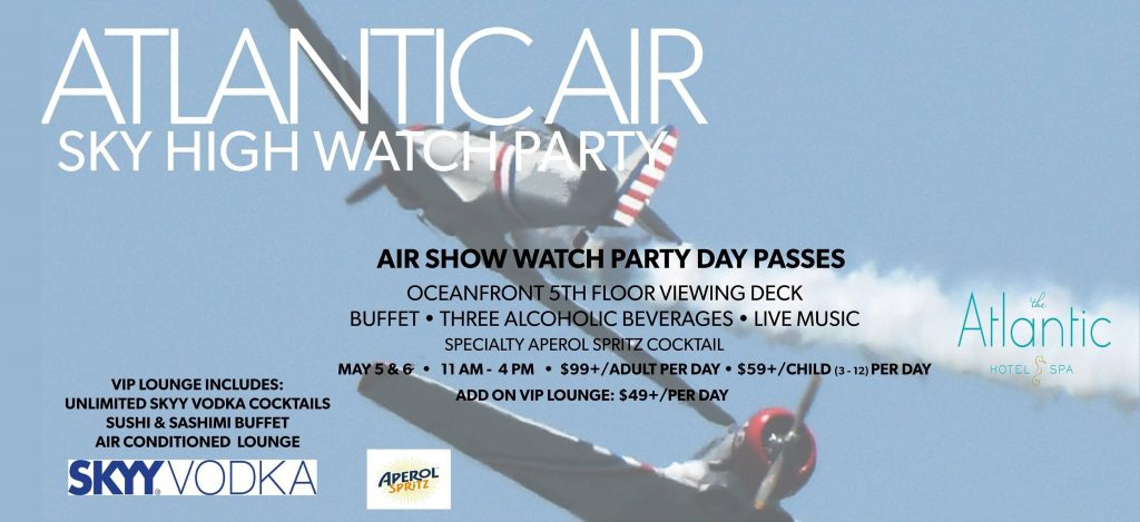 Atlantic Hotel Watch Party