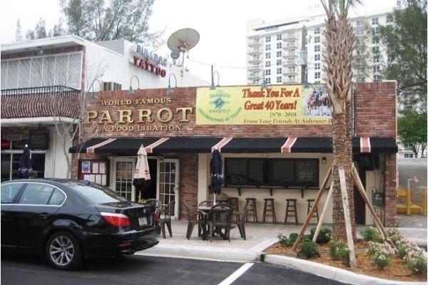 Parrot Lounge