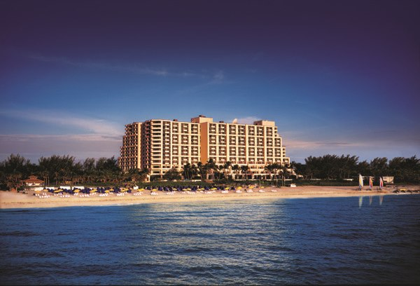 Marriott Harbor Beach Resort