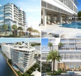 Boutique Adagio condo project in Fort Lauderdale Beach launches