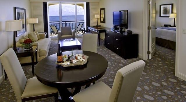The Atlantic Hotel Guest Suite