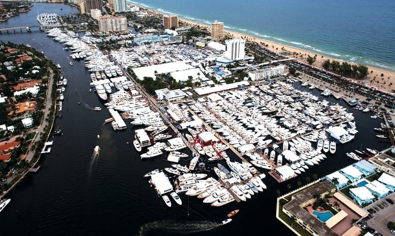 Top Marine Electronics for Your Yacht from FLIBS 2015 - Yacht Charter News and Boating Blog