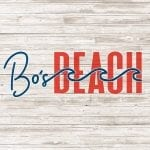 bos beach dine out menu