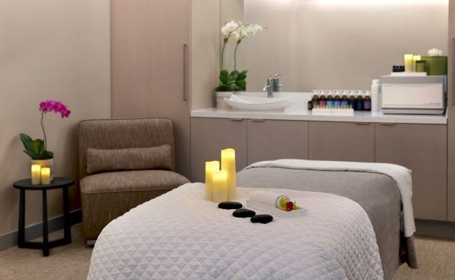 conrad spa room