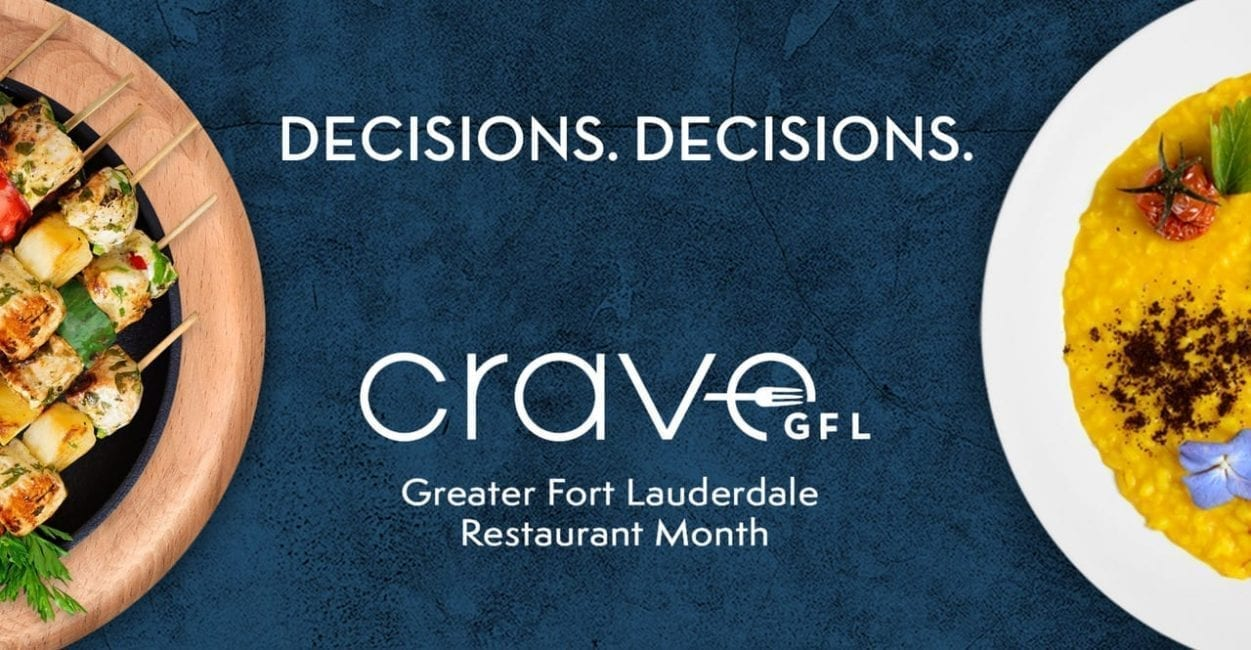 CRAVE GFL September Restaurant Month