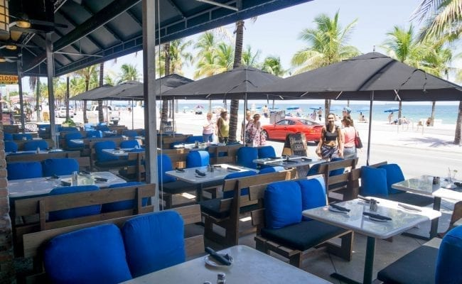 cafe ibiza fort lauderdale beach