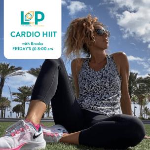 CARDIO H.I.I.T. @ Las Olas Oceanside Park