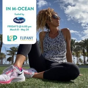 In M-OCEAN with Brooke [ FREE ] @ Las Olas Oceanside Park