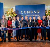 Conrad Fort Lauderdale Beach Celebrates Grand Opening with Spectacular Soiree