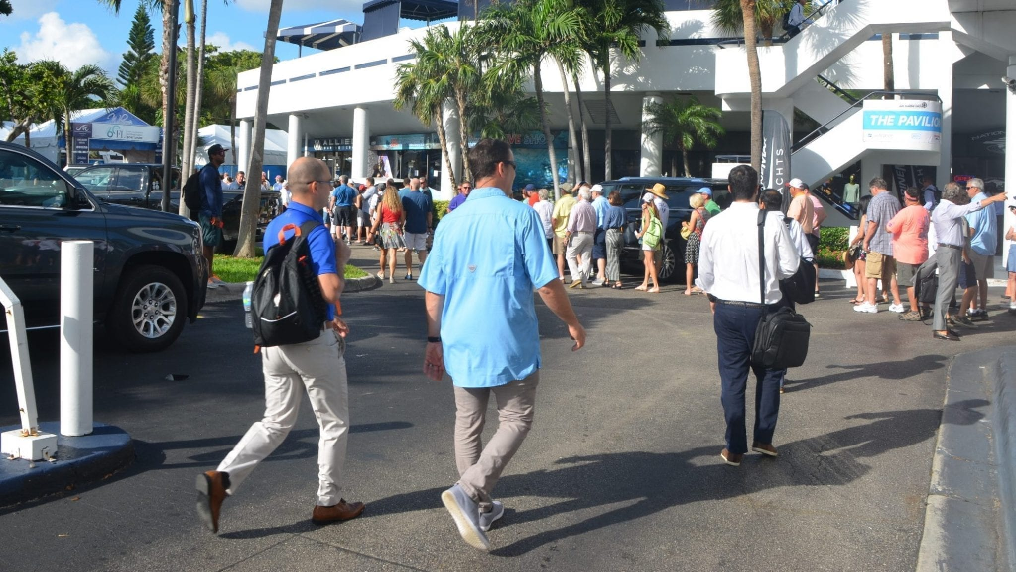 All Aboard! FLIBS Adds Additional Transportation to the Show