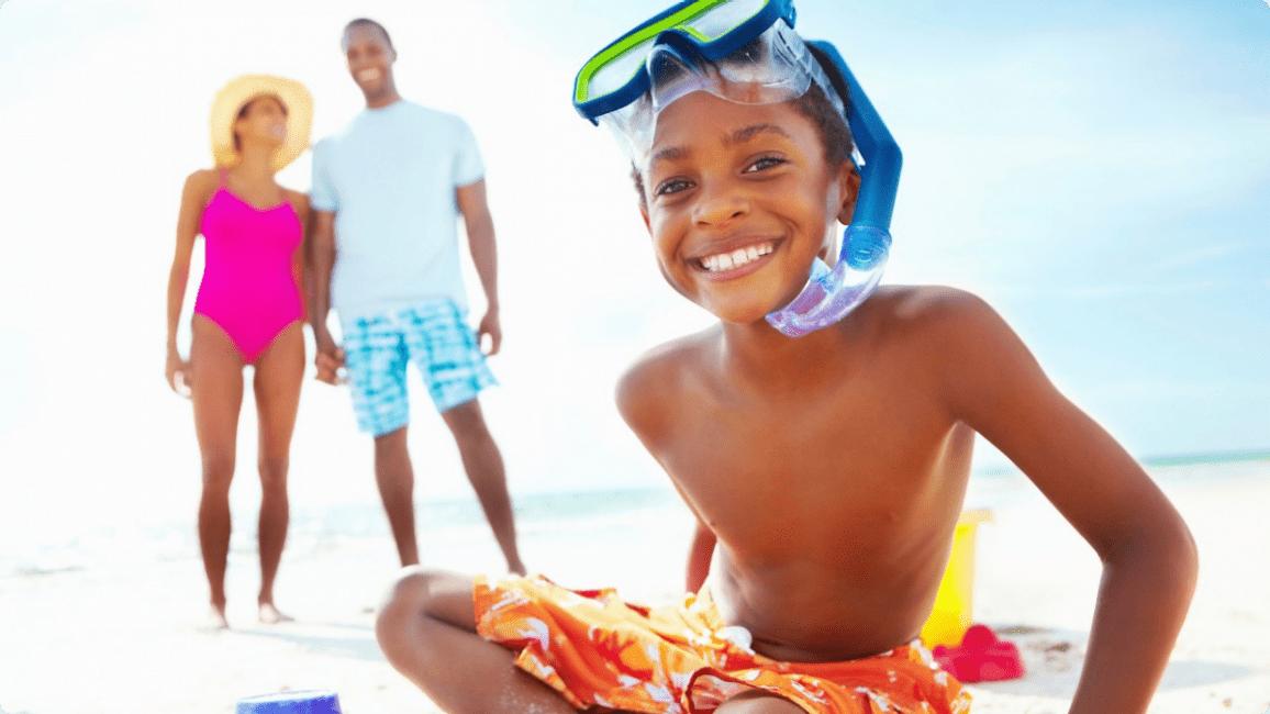 Kid beach Nude Photos 35