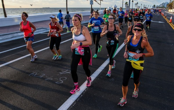 2017 Publix A1A Marathon presented by Colavita