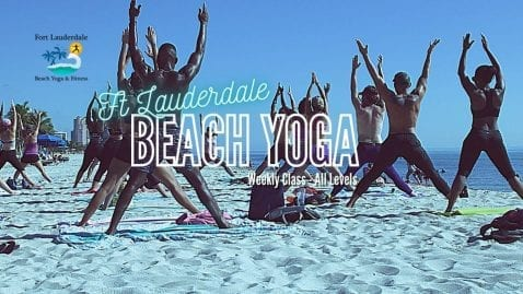 Friday Beach Yoga Fit: Ft Lauderdale Beach @ Fort Lauderdale Beach Yoga & Fitness | Fort Lauderdale | Florida | United States