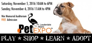 Ft. Lauderdale Pet Expo