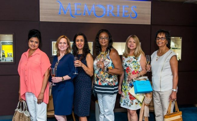 Girls Night Out At Memories Jewelry Boutique