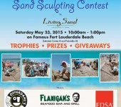 Great American Sand Sculpting Contest
