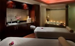 Heavenly Spa Treatment Room