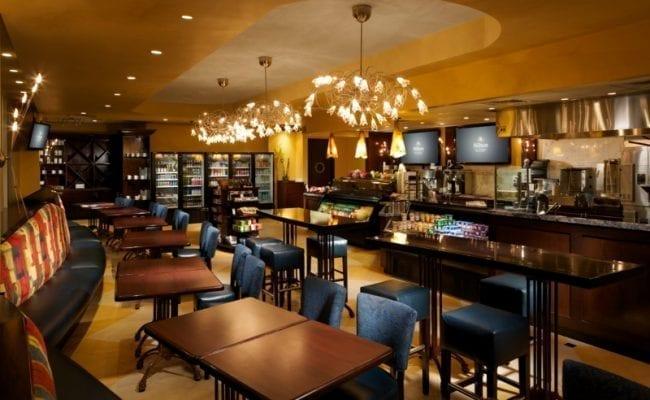 Hilton Ft Lauderdale Beach Le Marche Restaurant
