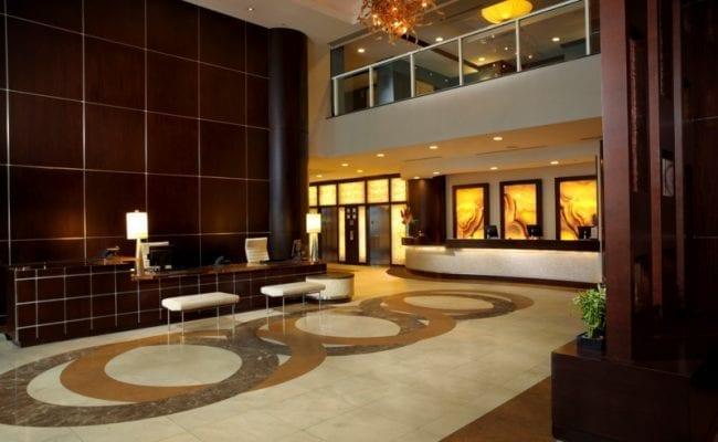 Hilton Ft Lauderdale Beach Lobby