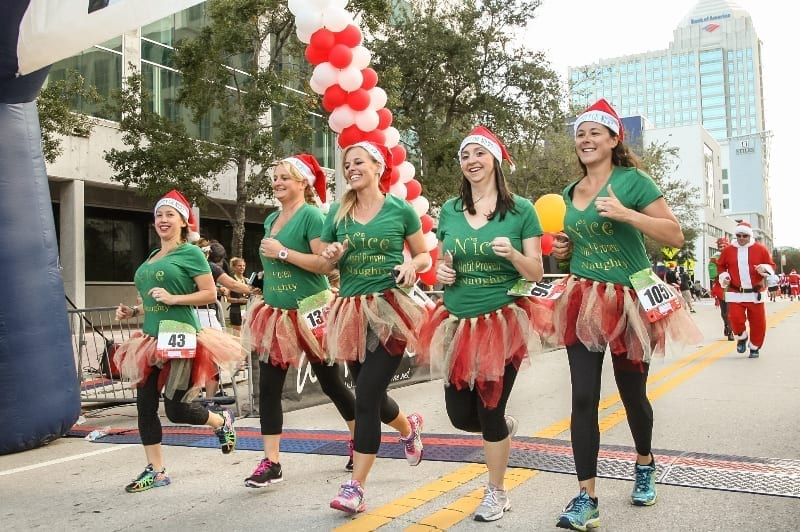 A DOZEN WAYS TO STAY IN SHAPE IN FORT LAUDERDALE DURING THE HOLIDAYS