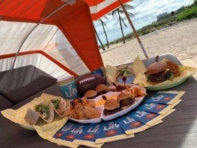 Super Bowl LIV Beach BBQ & Tailgate @ B Ocean Resort