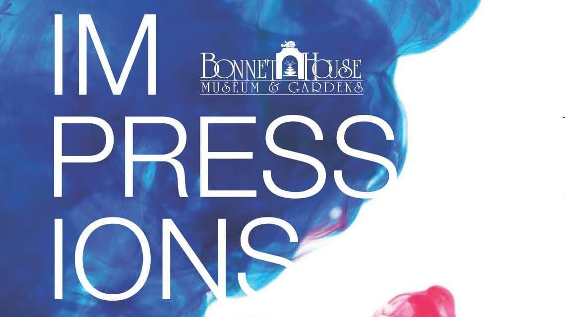 Bonnet House & ArtServe present: IMPRESSIONS