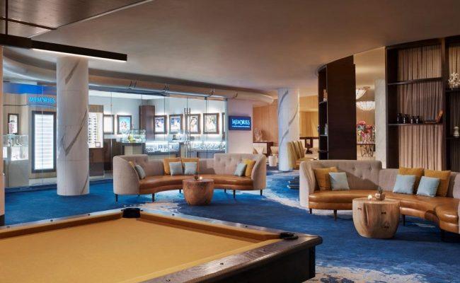Lobby Lounge – angle 1