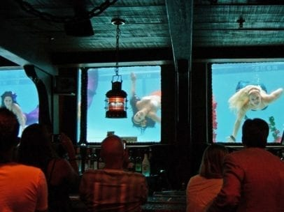 Mermaid Burlesque Show @ The Wreck Bar