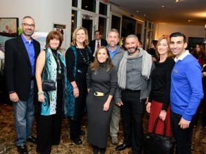 P1. Bold and Beautiful Exhibition Artists with Jaye Abbate and Danny Dapuzzo