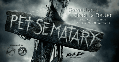 Pet Sematary Movie Marathon @ Rock Bar